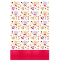 Peppa Pig Party Tablecover New Red (1)